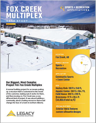 Fox Creek Multiplex