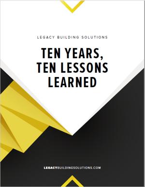 Ten Lesson Ebook Cover