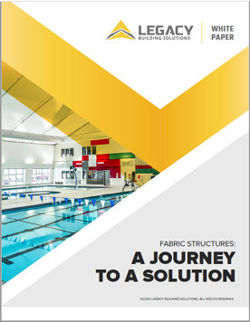 White Paper: Fabric Structures - A Journey to a Solution