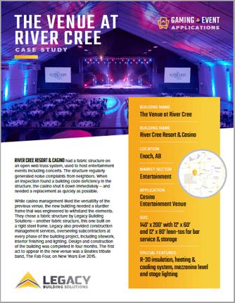 River Cree Case Study