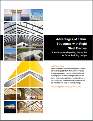 WP - Advantages of Fabric Structures with Rigid Steel Frames