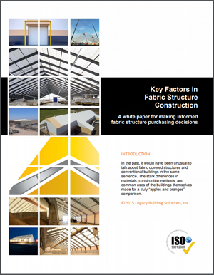 WP - Key Factors in Fabric Structure Construction